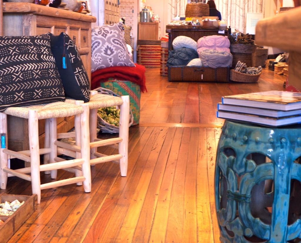 Few and Far Shop Floor