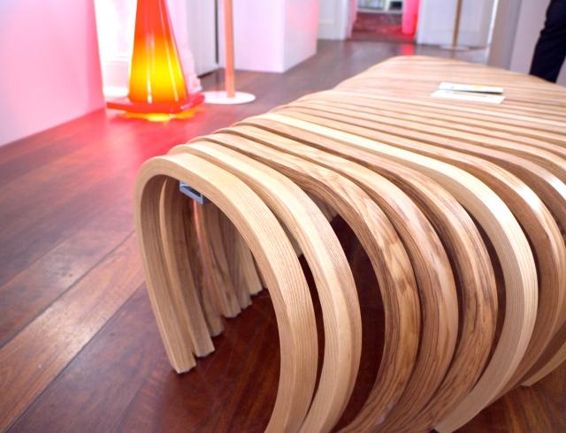 DesignByThem Ribs Bench