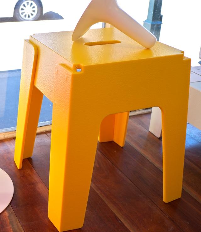 DesignByThem Butter Stool