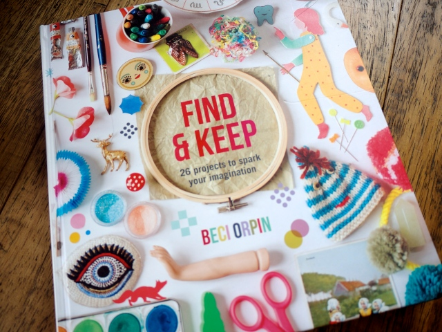 Find & Keep Beci Orpin Cover