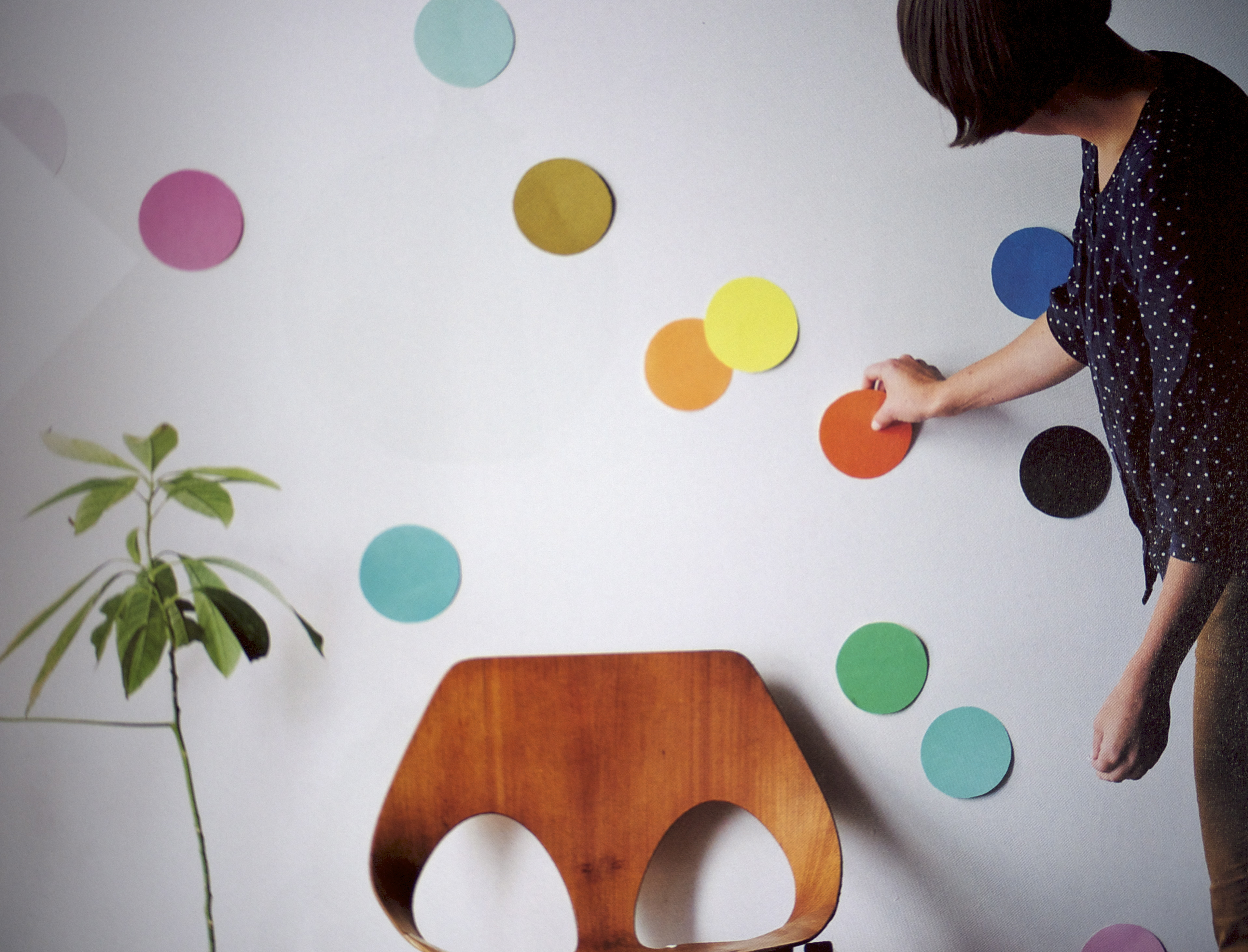 Beci Orpin Find & Keep Book Wall Dots