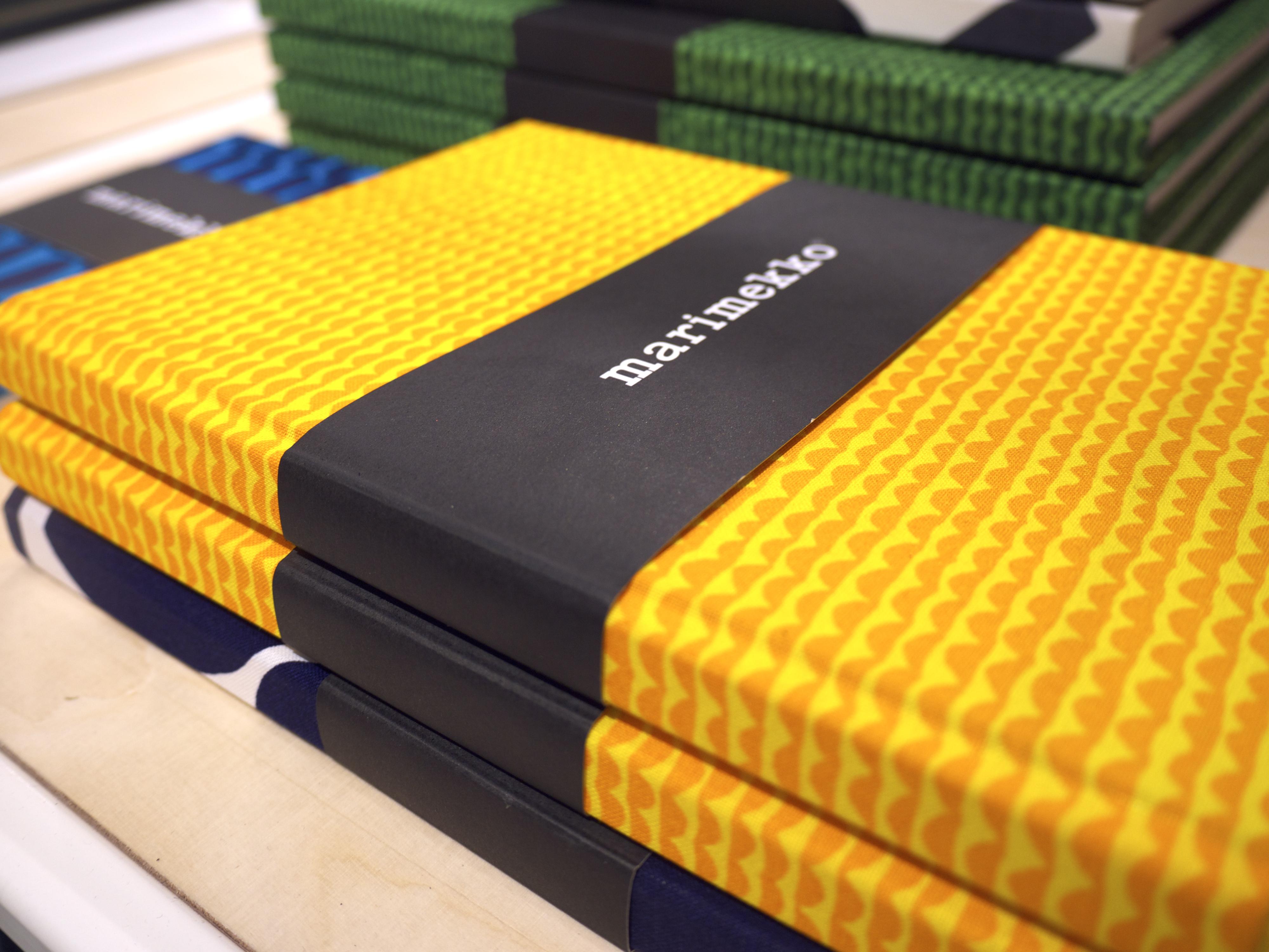 Citrus Colour - Marimekko Notebook