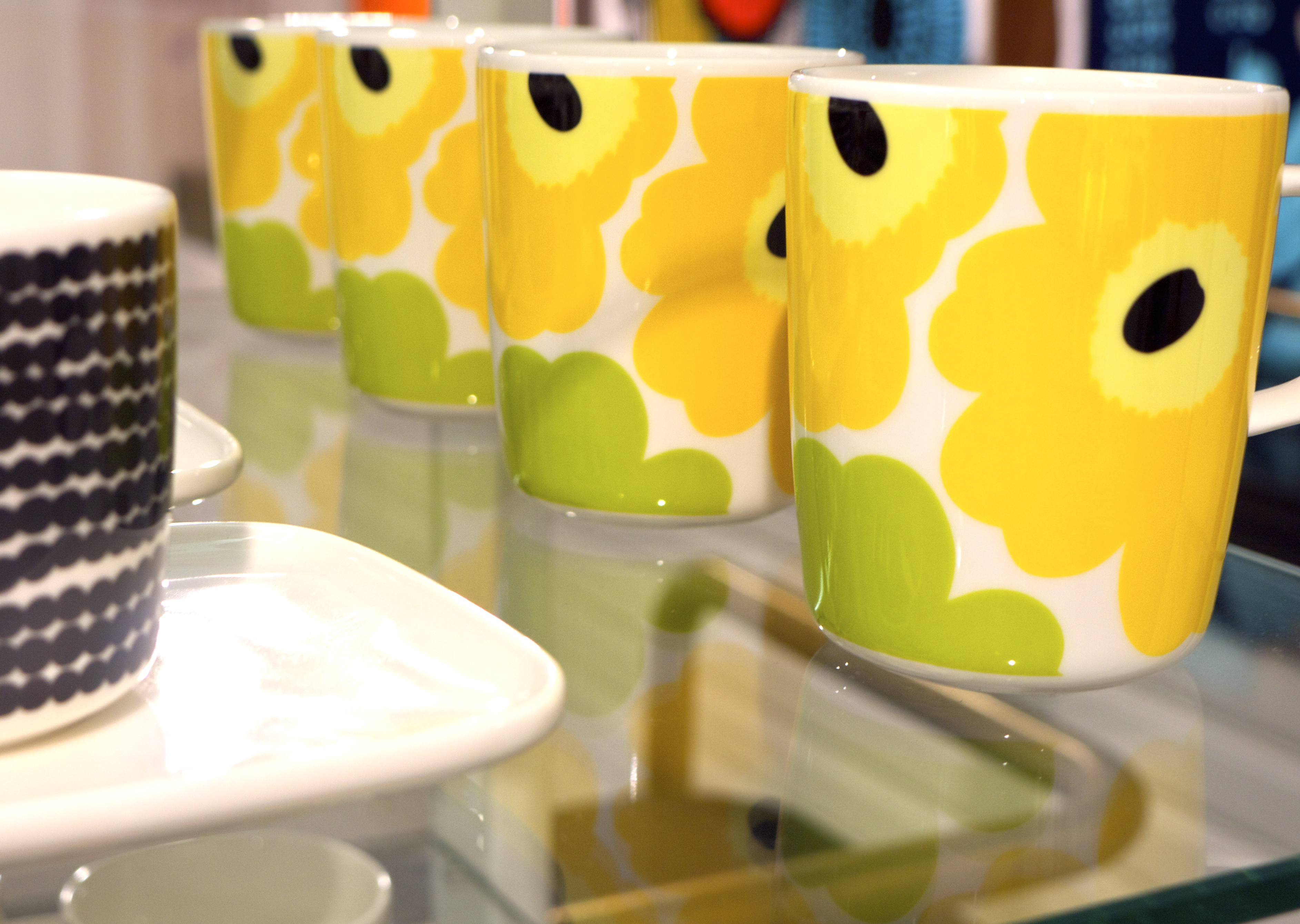 Citrus Colour - Marimekko Mugs