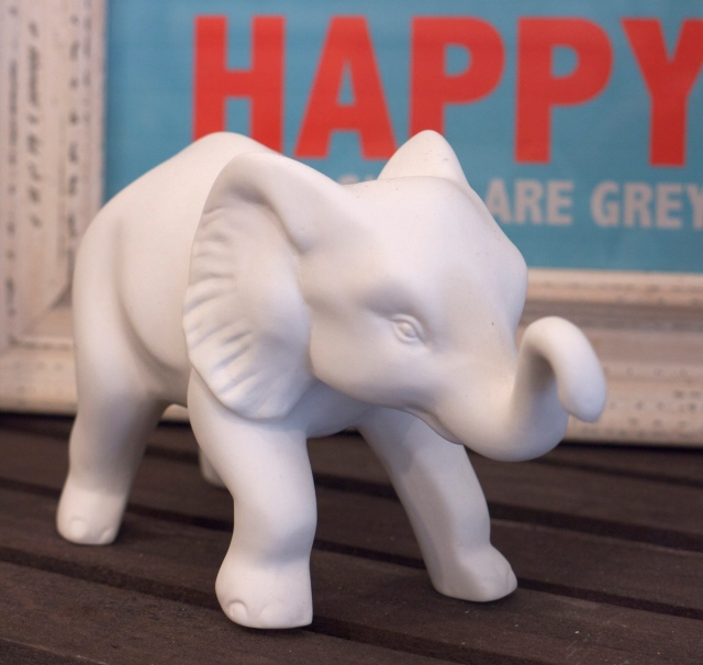 White elephant from Sky Parlour Store