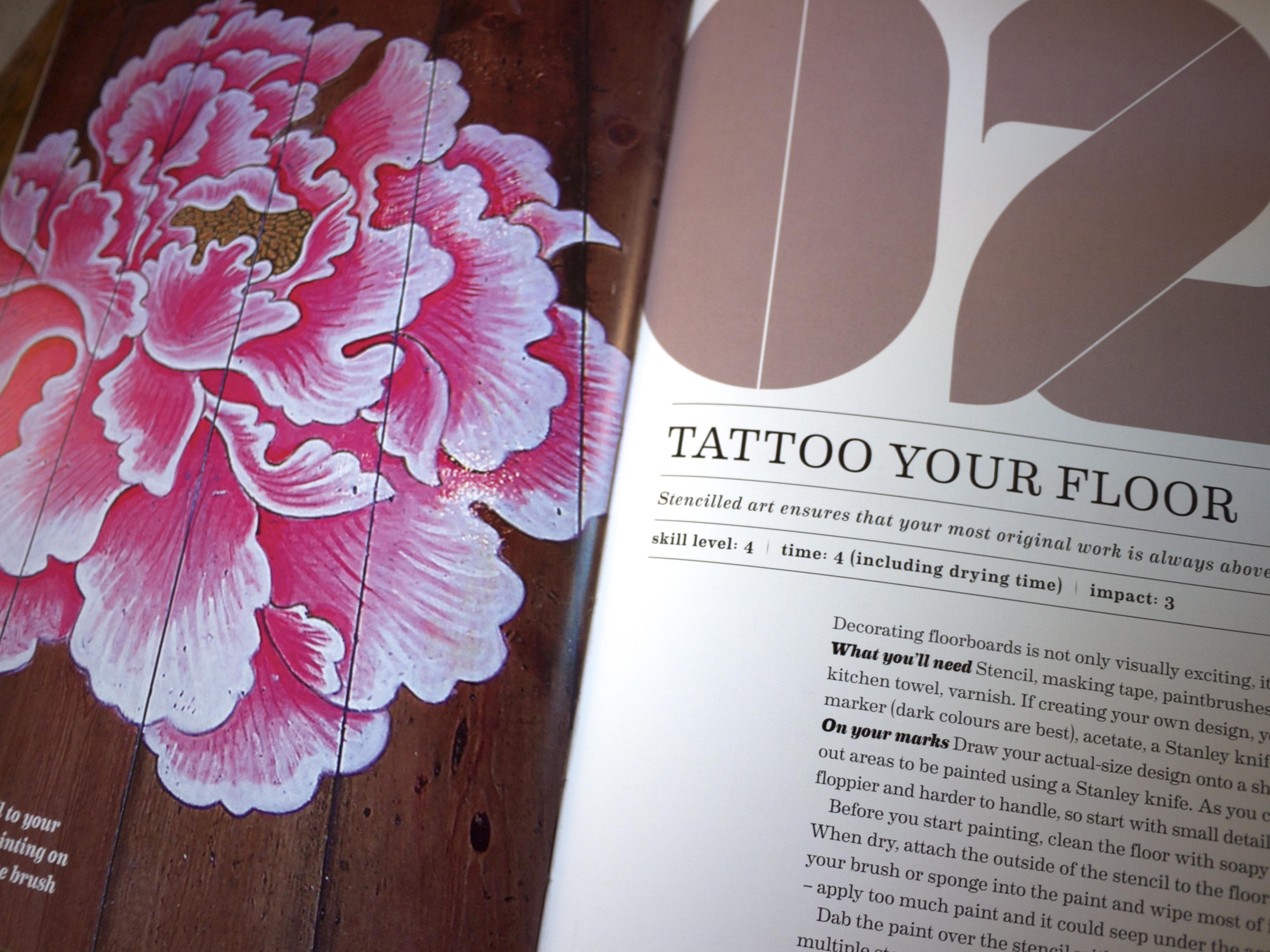 82 Modern Style Ideas - Tattoo Your Floor