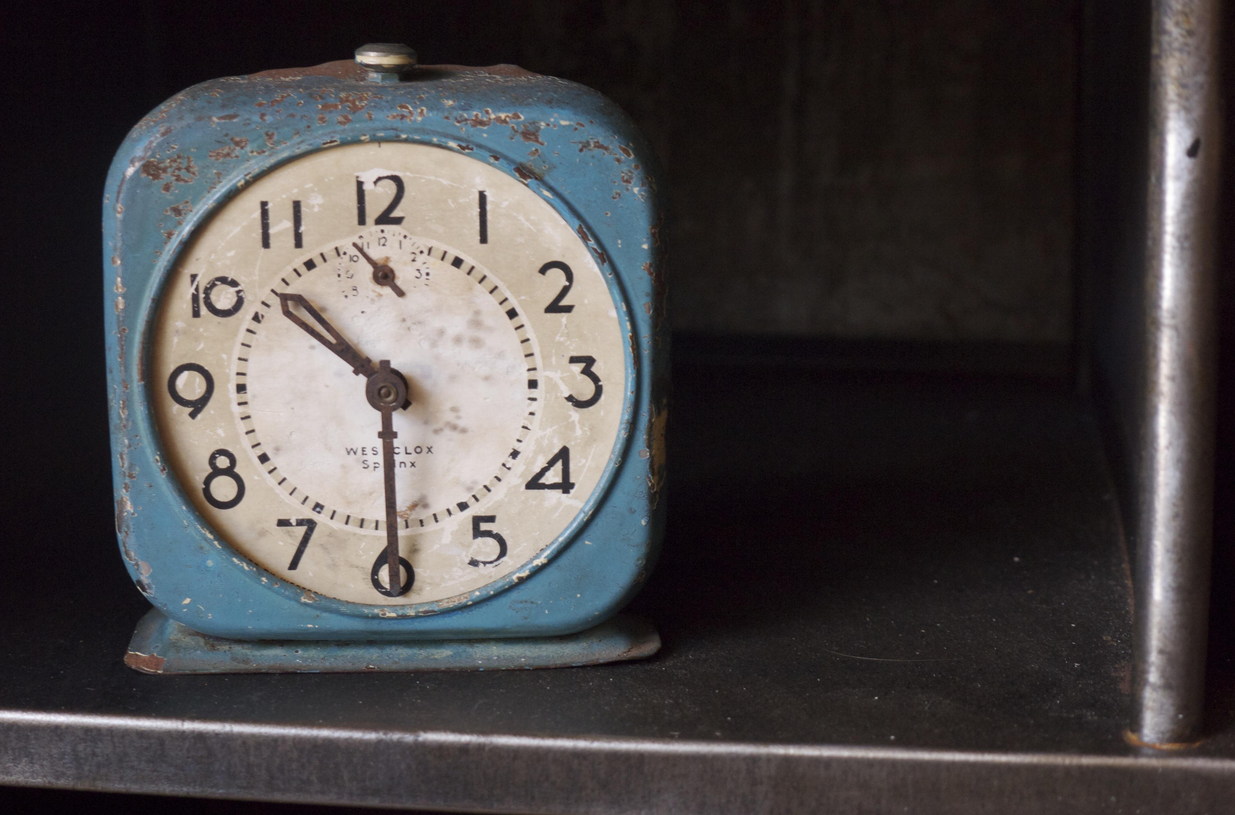 The Bronte Tram - Vintage Clock
