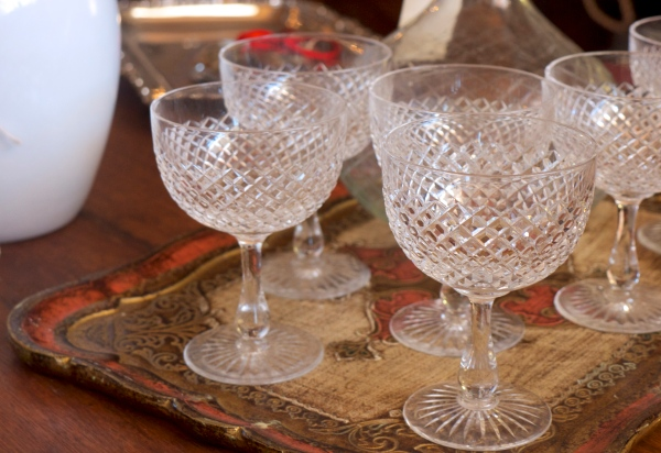 The Bronte Tram - Vintage Glassware