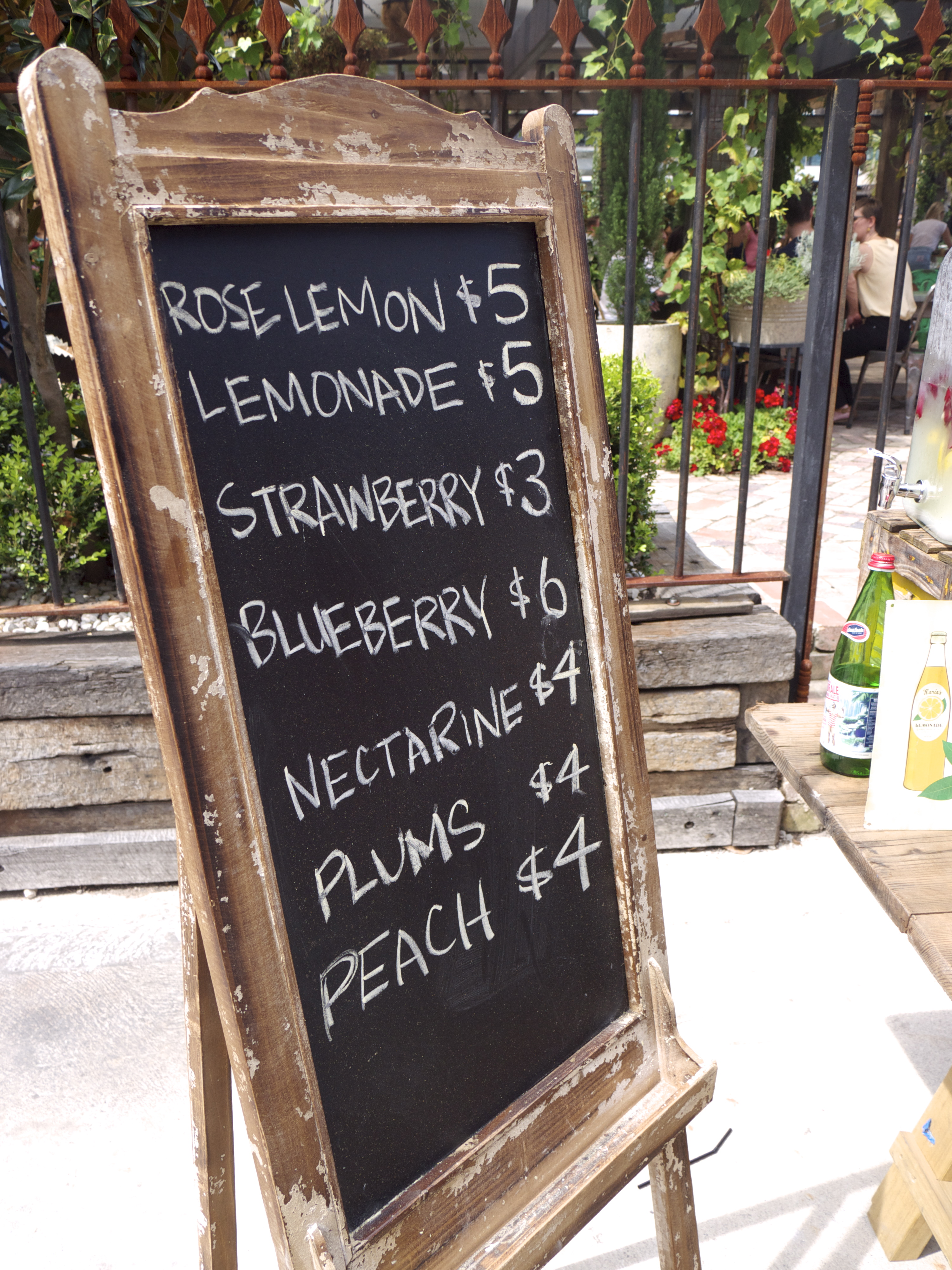 The Grounds of Alexandria - Fruit Stand