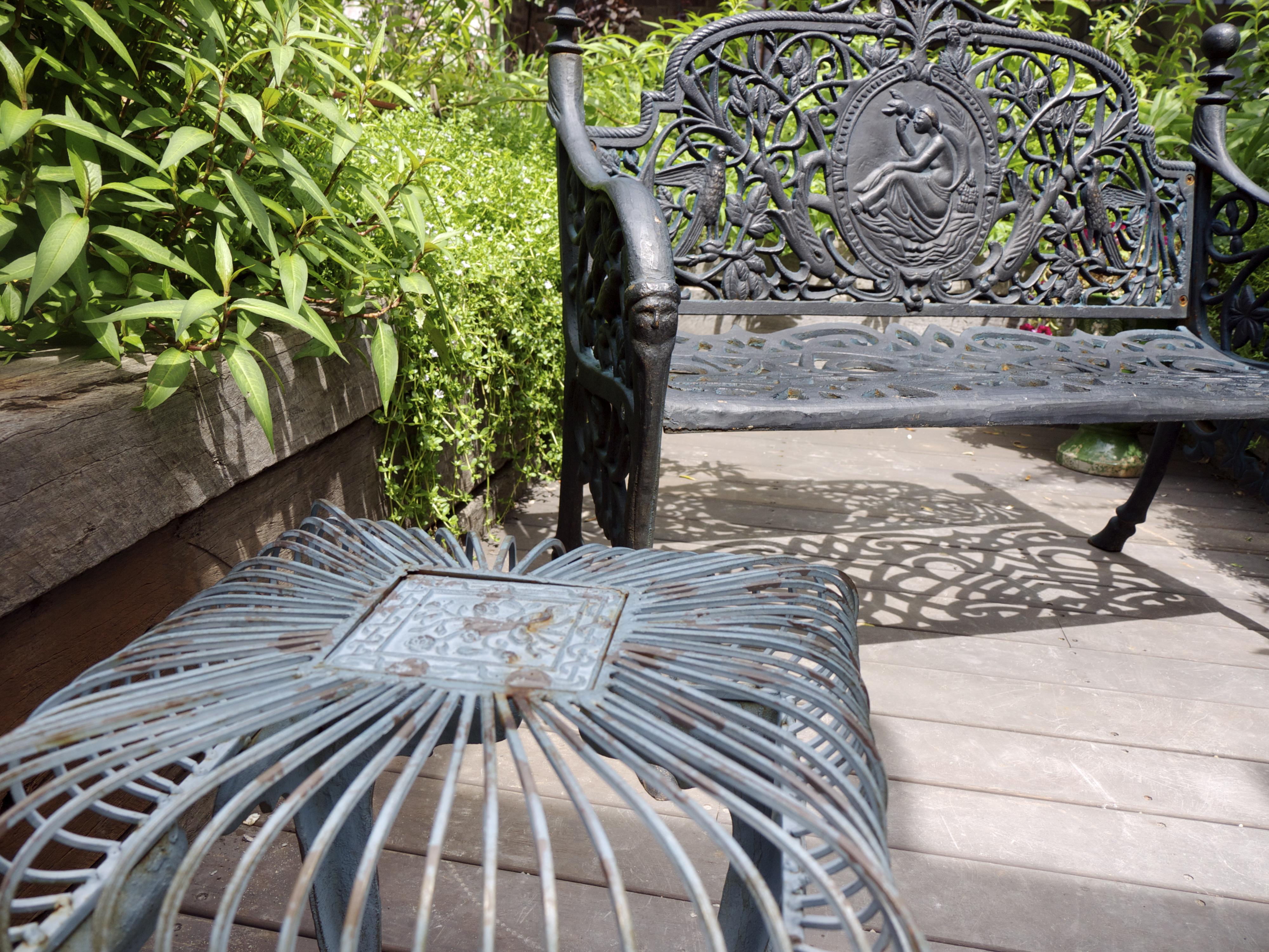 The Grounds of Alexandria - Metal Outdoor Furniture