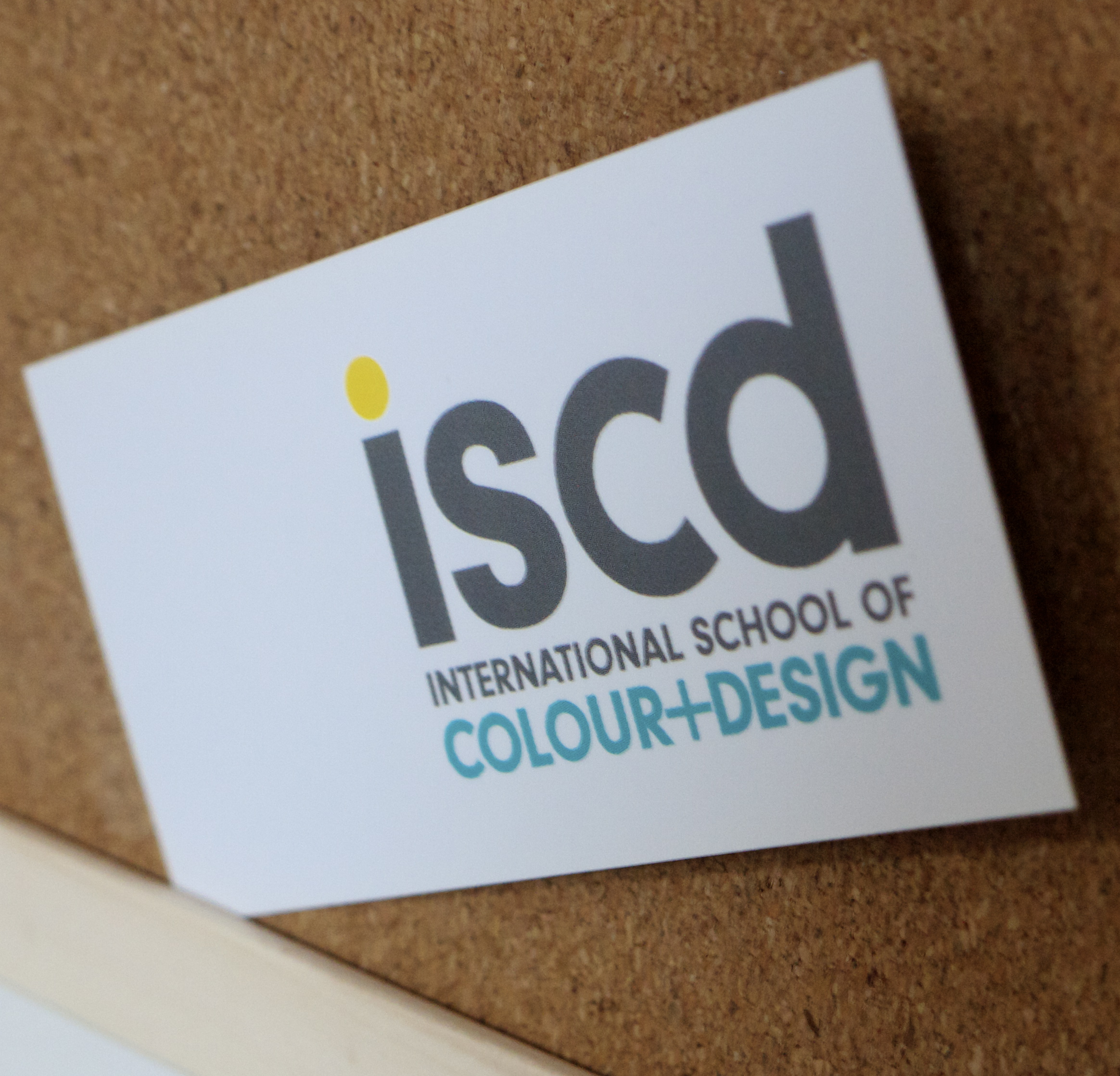 Certificate in Design at ISCD