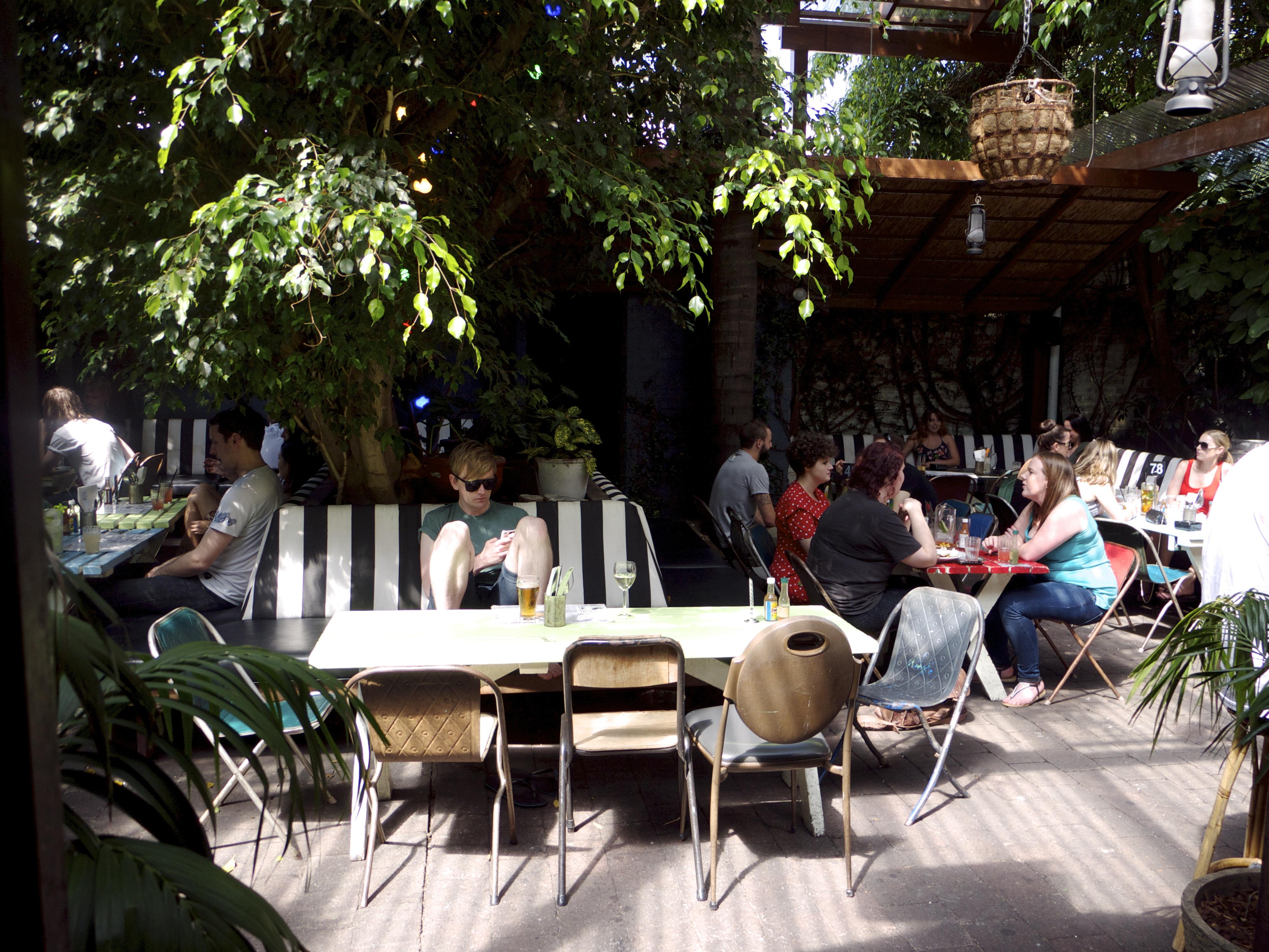 The Norfolk Surry Hills Beer Garden