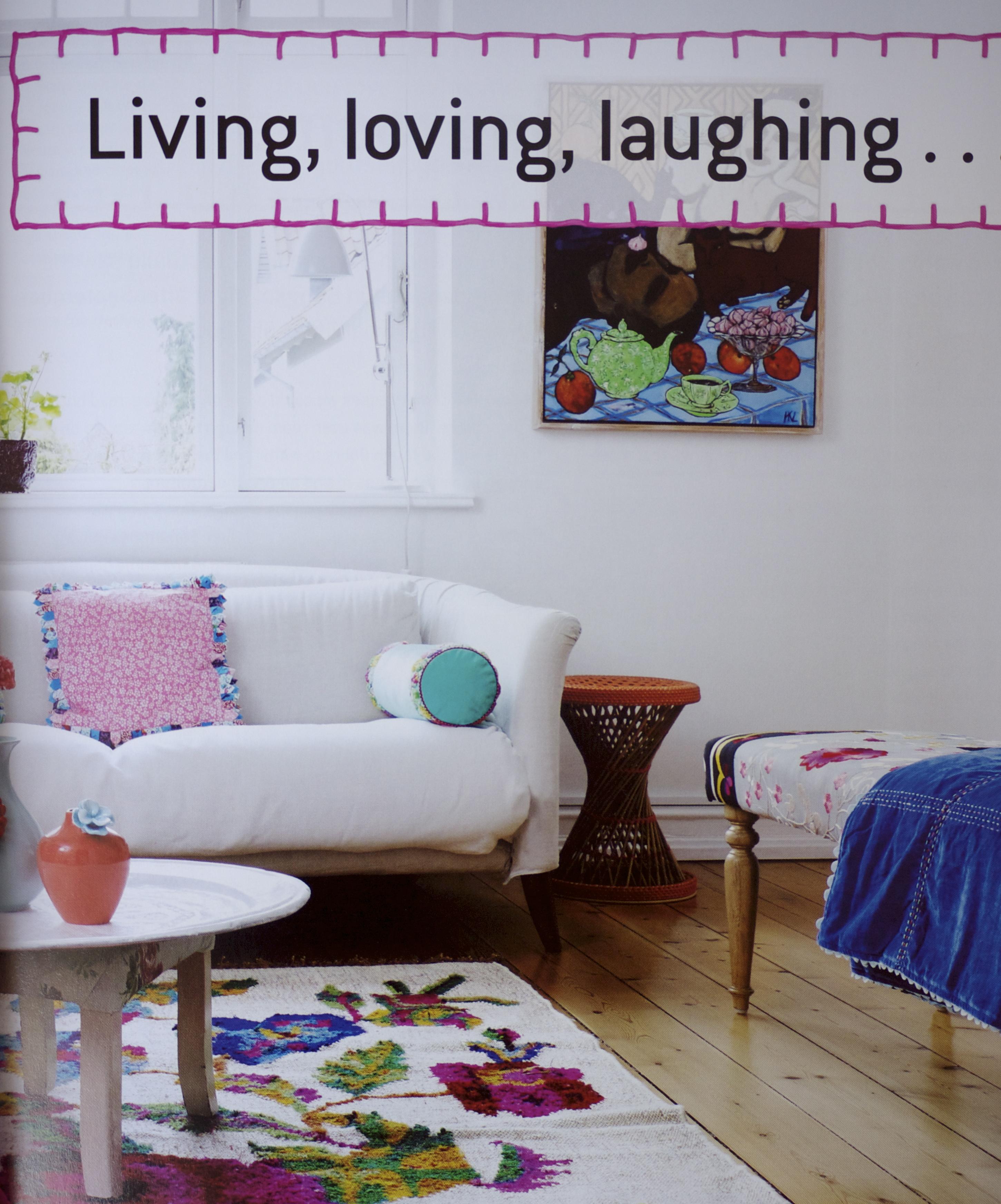 Happy Home by Charlotte Hedeman Gueniau