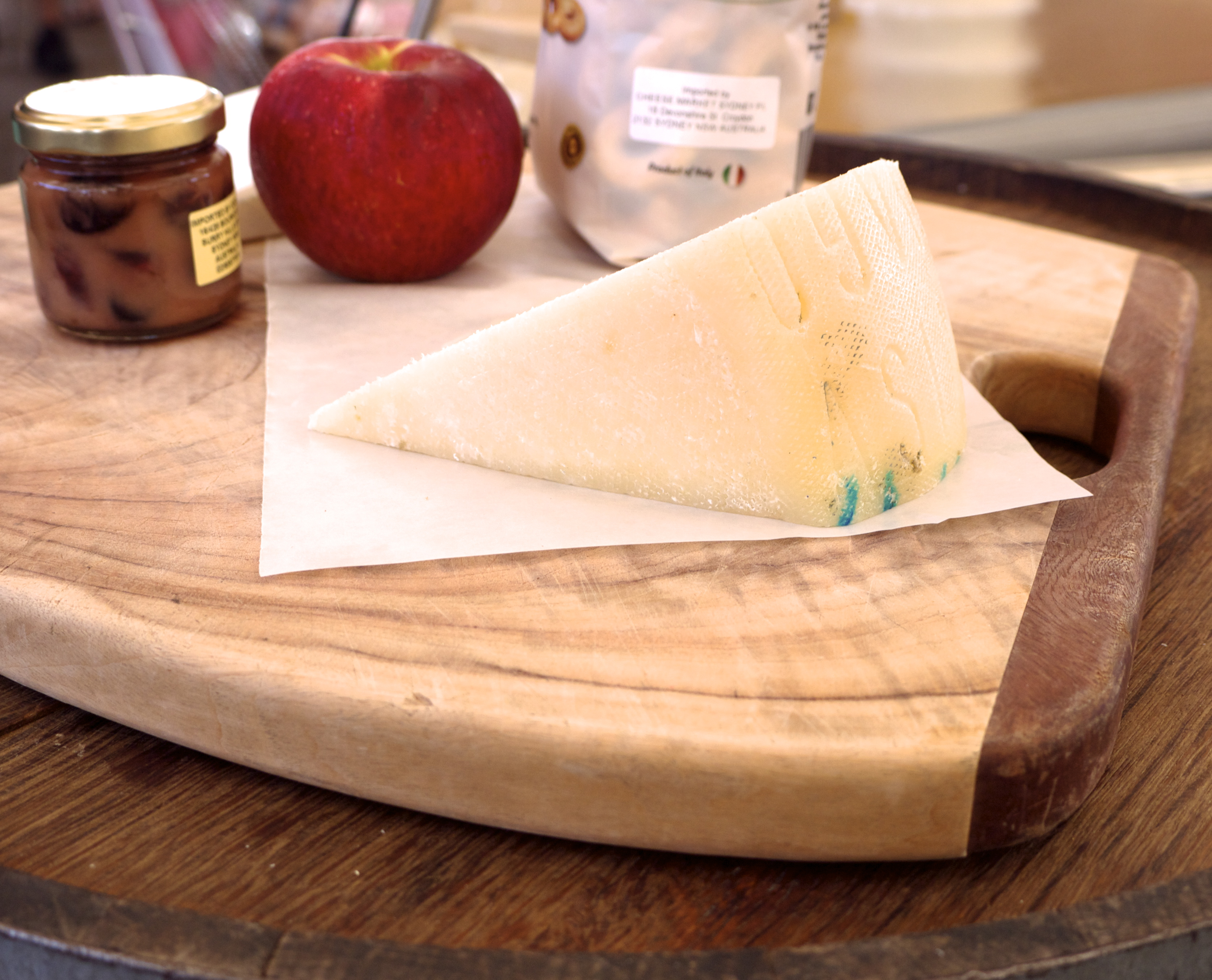 EQ Village Markets - Cheese Board