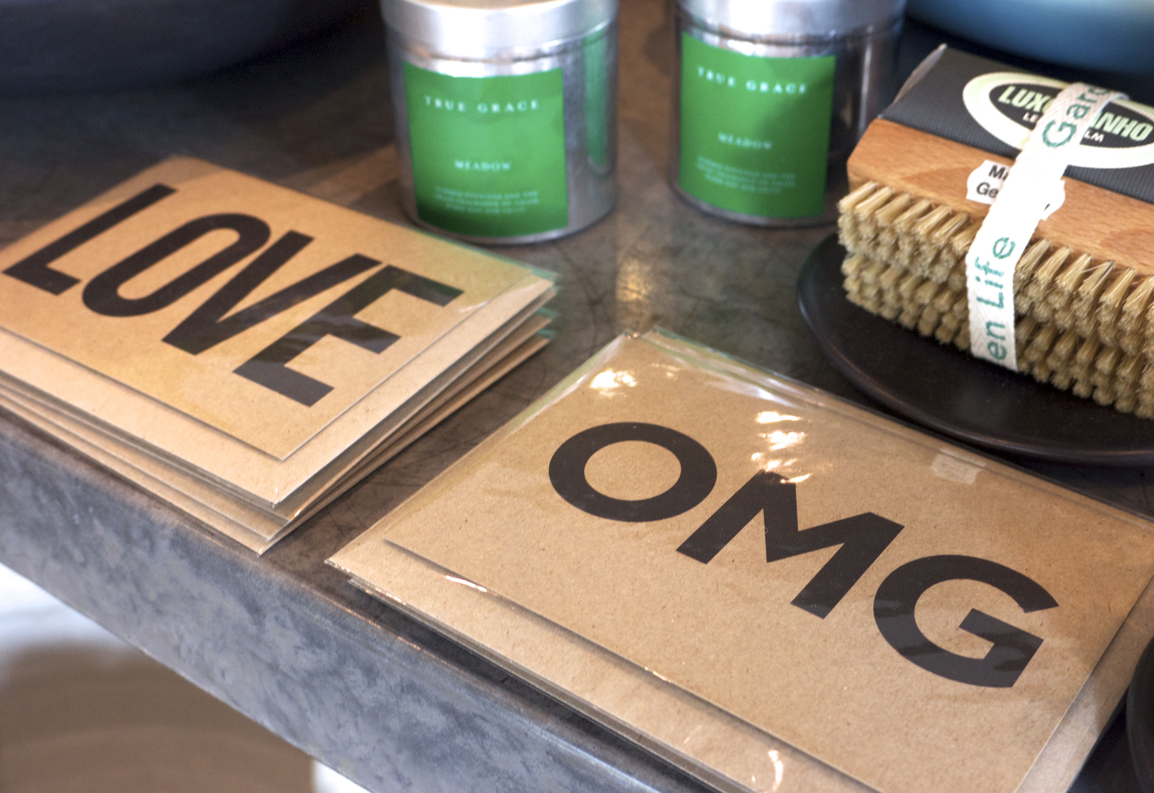 Garden Life Redfern - Love and OMG Cards