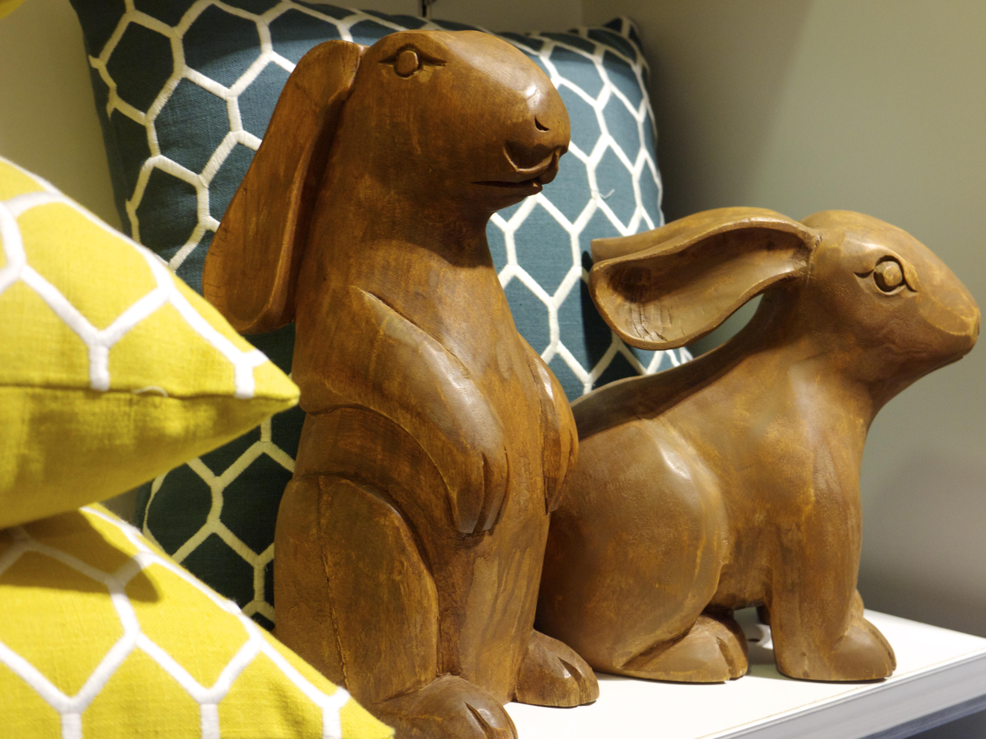 Freedom Top Ryde - Wooden Rabbit
