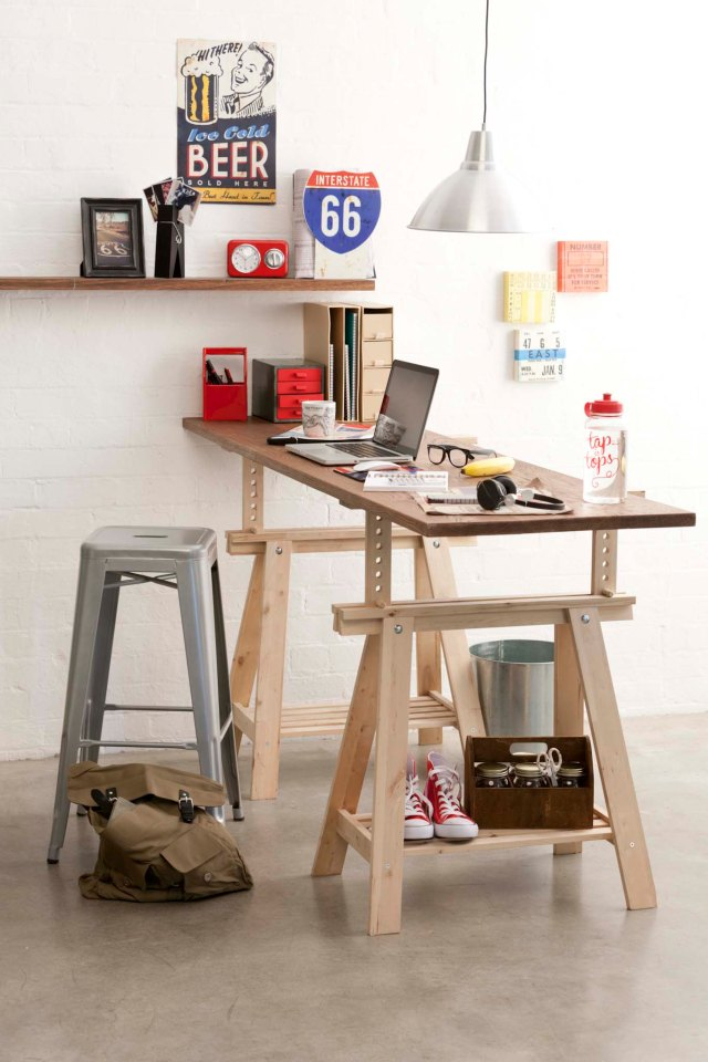 Typo May Product - Desk Makeover