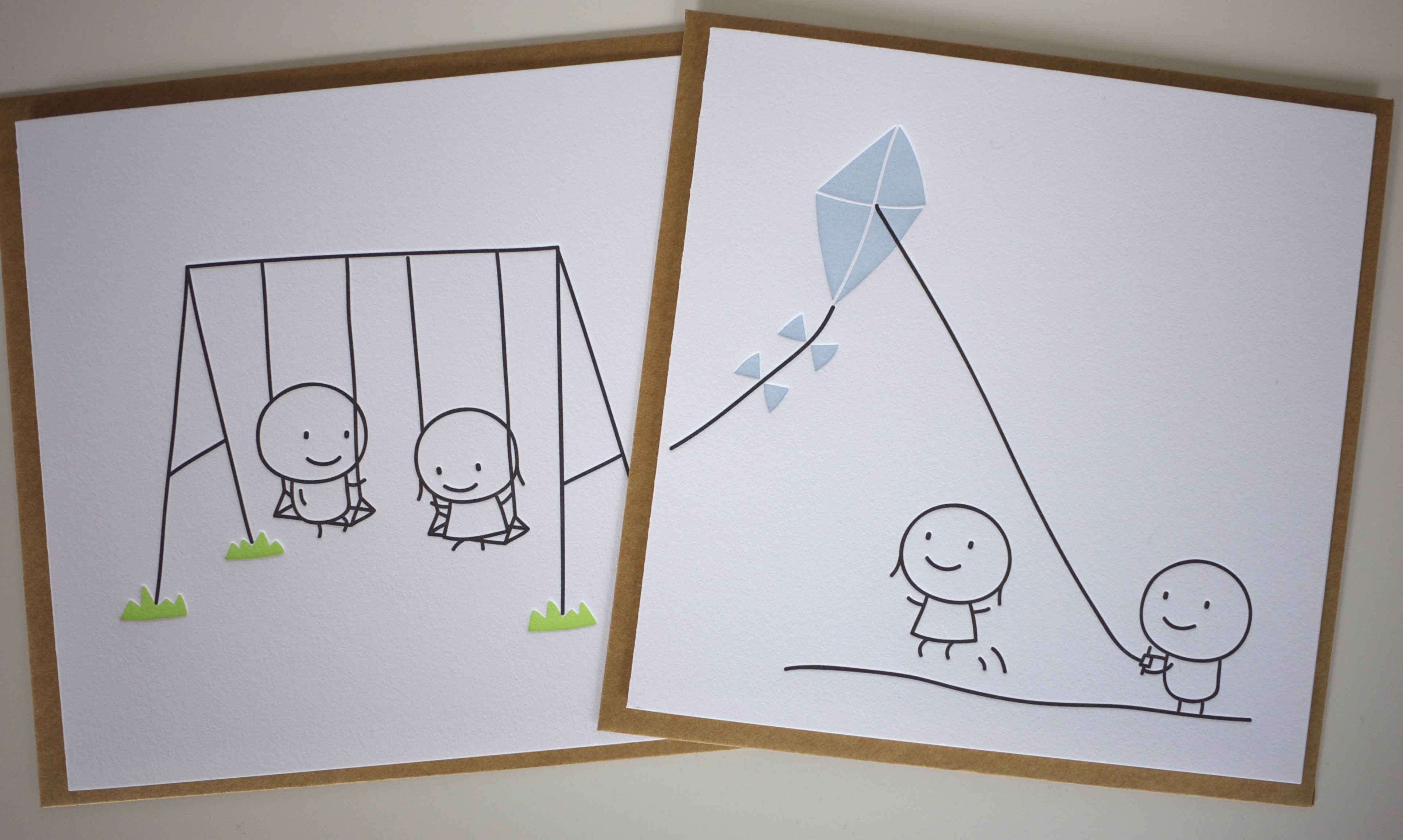 Greeting Cards from TJ Stationery