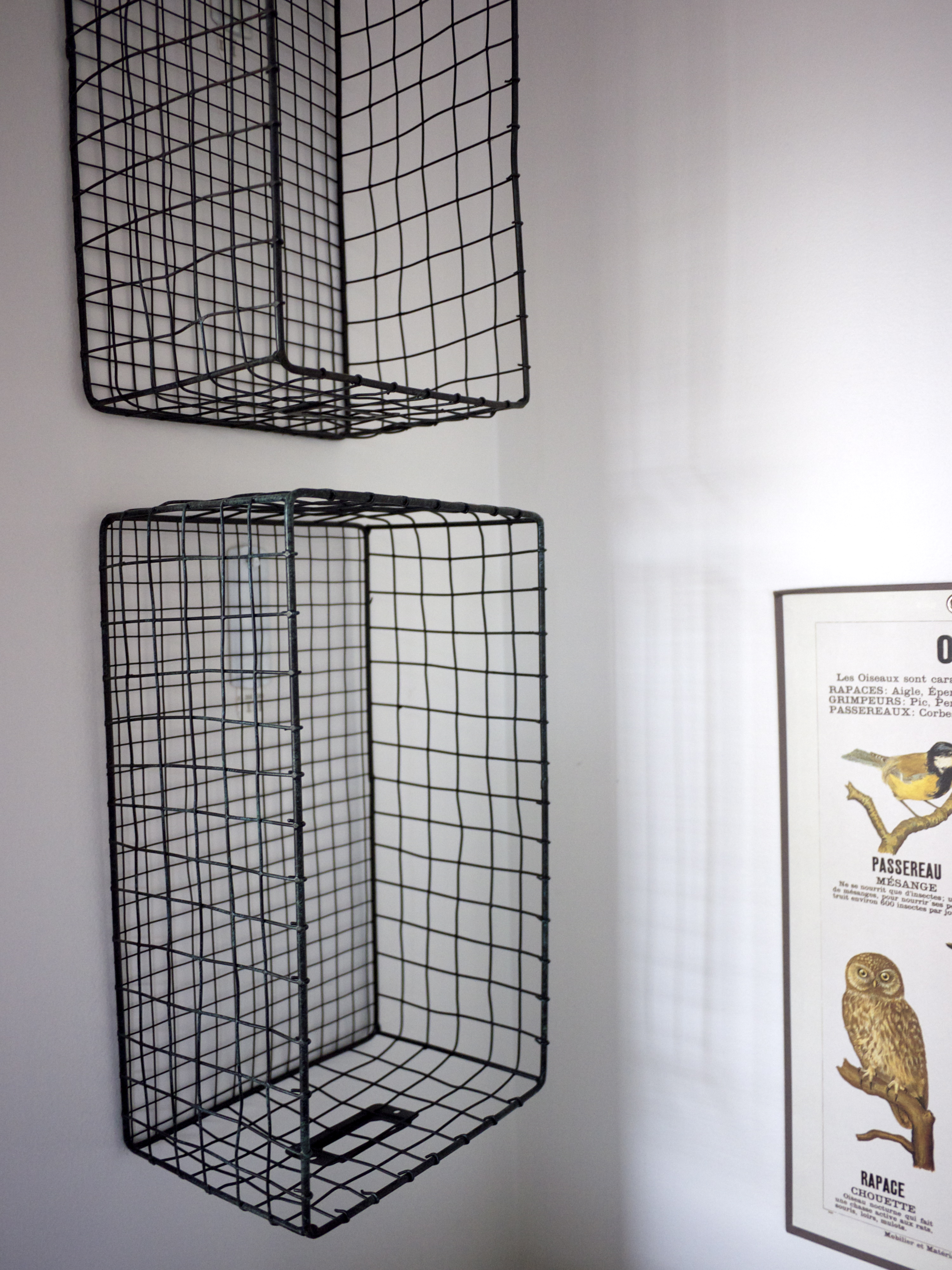 Metal Crates from Typo