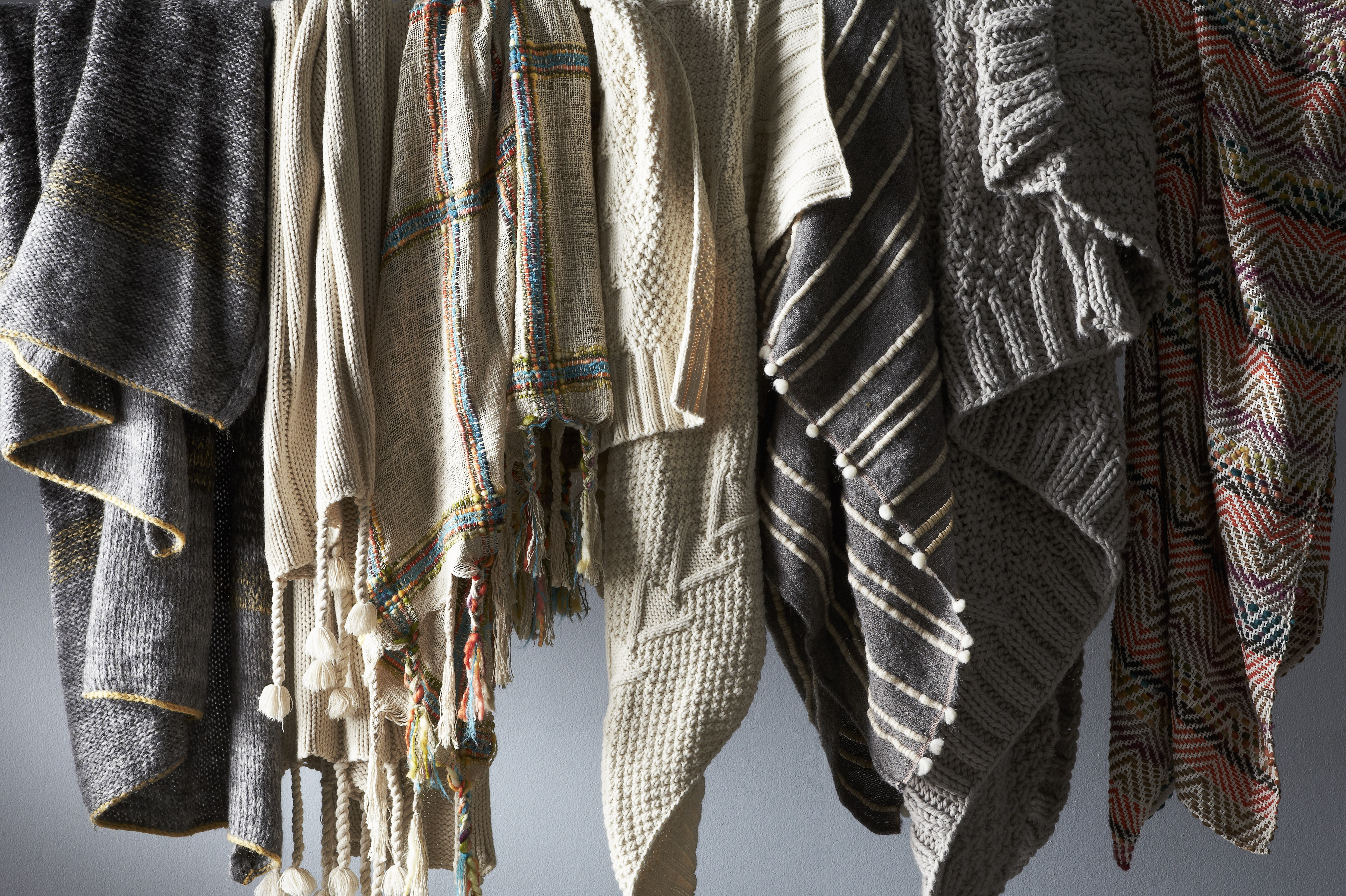 Beige Decor - Mix with Soft Fabrics in Varying Textures