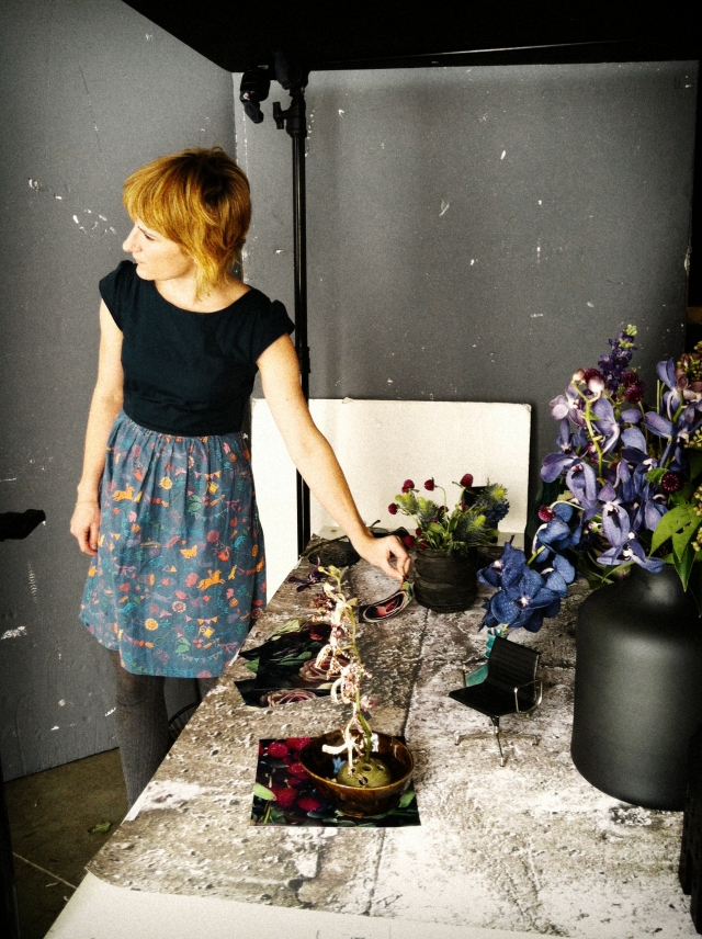 Inside Out Photo Shoot with Stylist Vanessa Colyer Tay