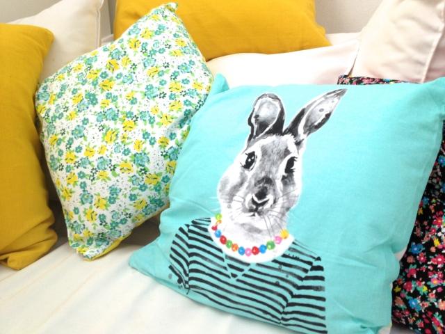Cotton On Open House - Typo Cushions