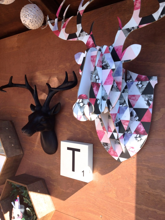 Cotton On Open House - Typo Stag Heads