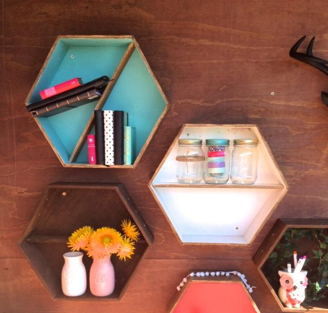 Cotton On Open House - Typo Shadow Boxes