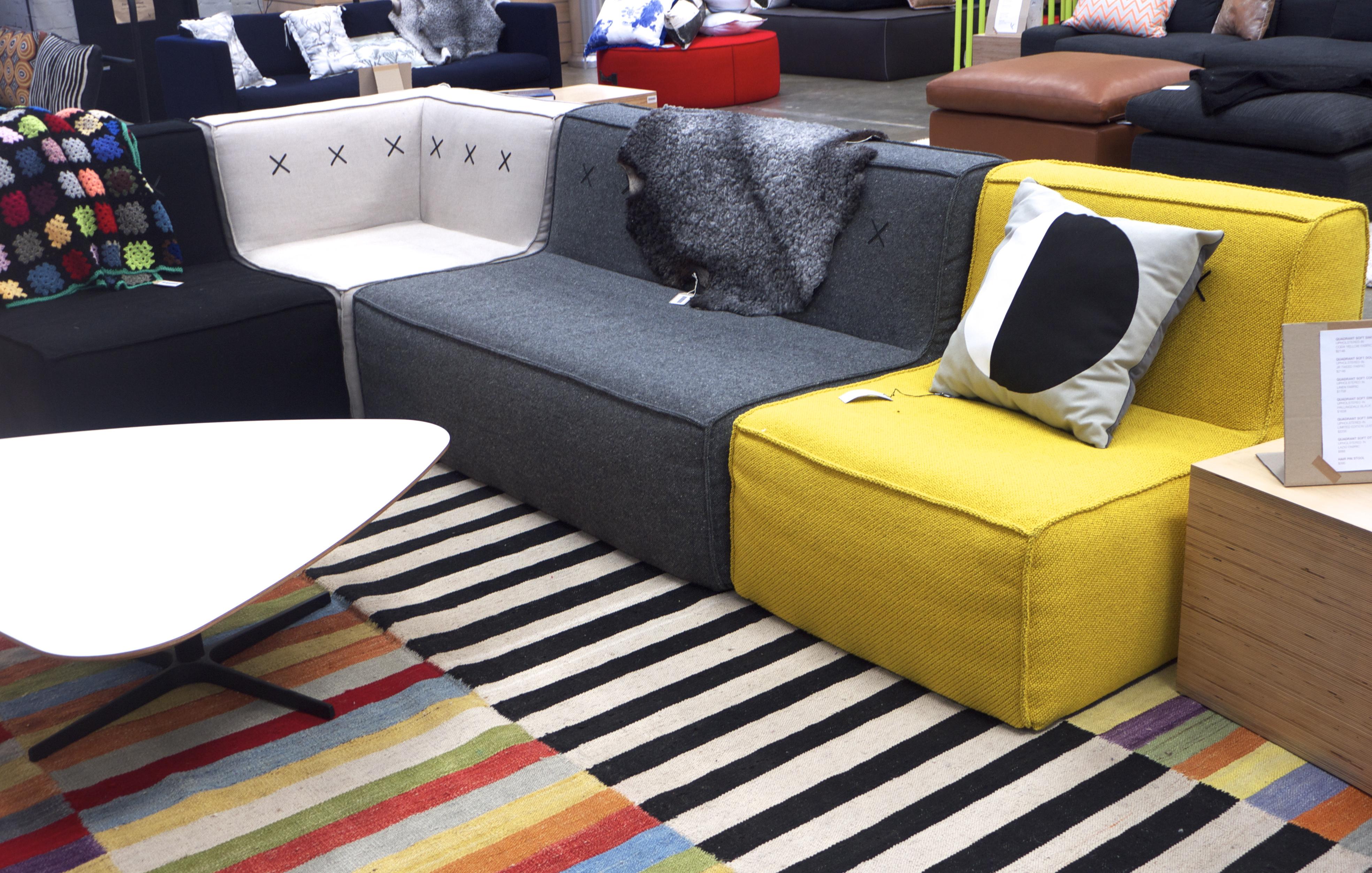 Koskela - Modular Sofa Pieces