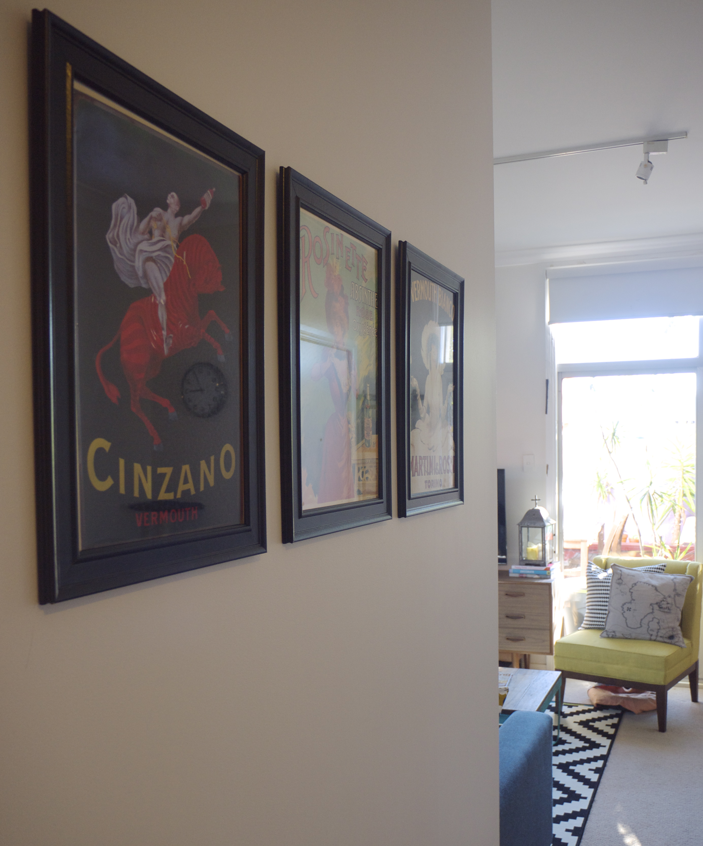 The Life Creative Headquarters - Art Nouveau Prints