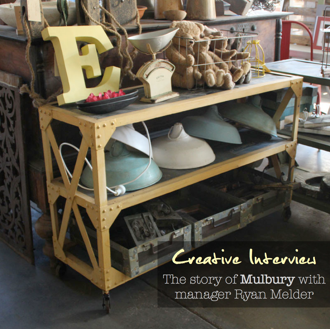 Industrial Furniture from Mulbury