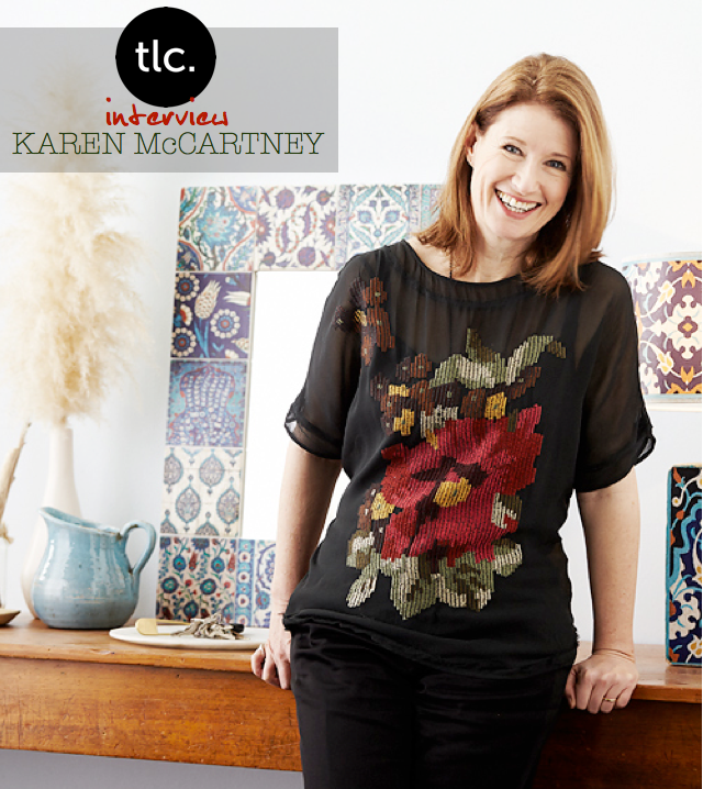 Interview with Interiors Icon Karen McCartney
