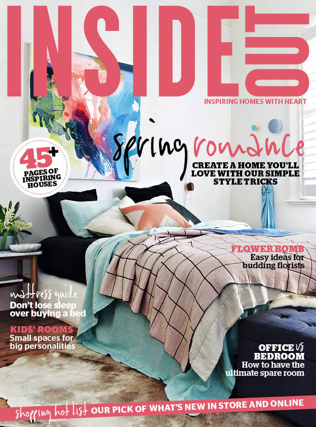 Inside Out Magazine - September 2013 - Cover