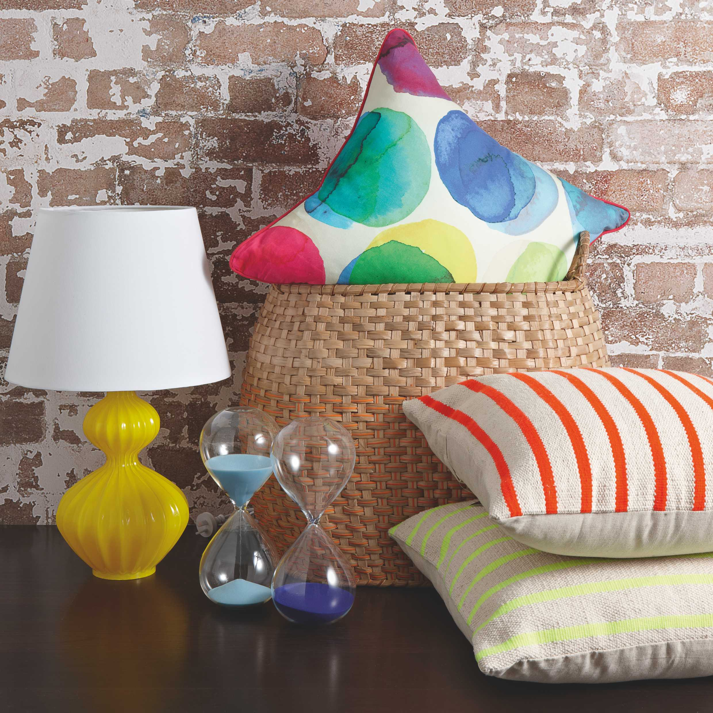 Colour Clash and Mix Pattern - Freedom Homewares