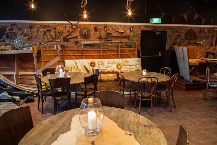 Kelly Ross - The Craftmans Bar