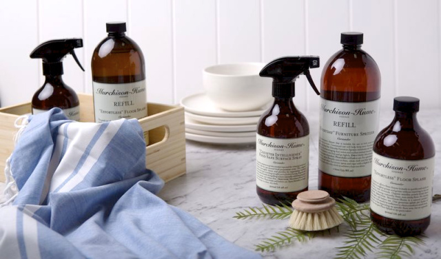 Spring Cleaning products from Murchisson Hume