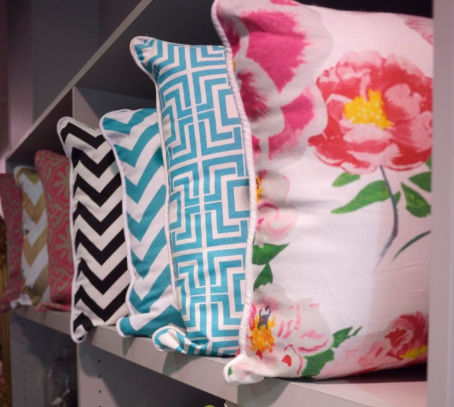 Lane Cove homewares stores - colourful cushions