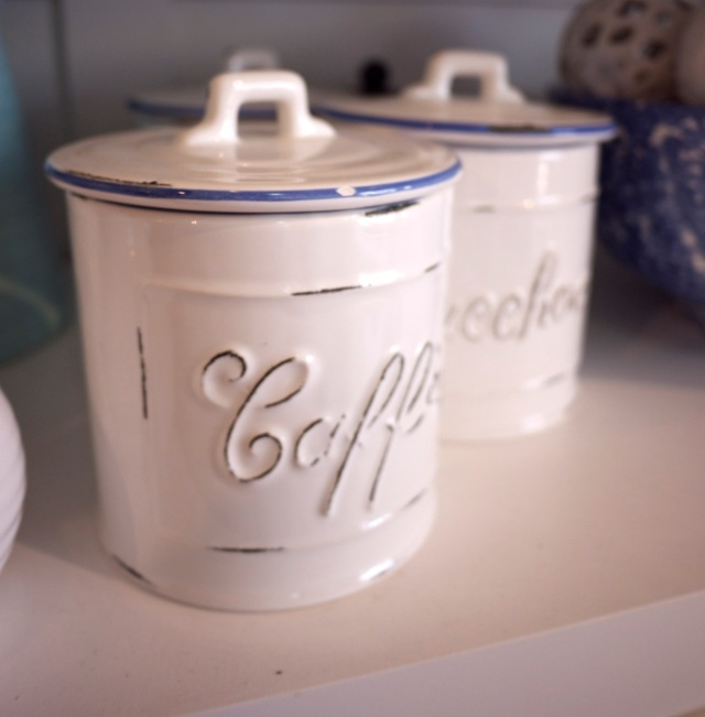 Lane Cove homewares stores - ceramic canisters