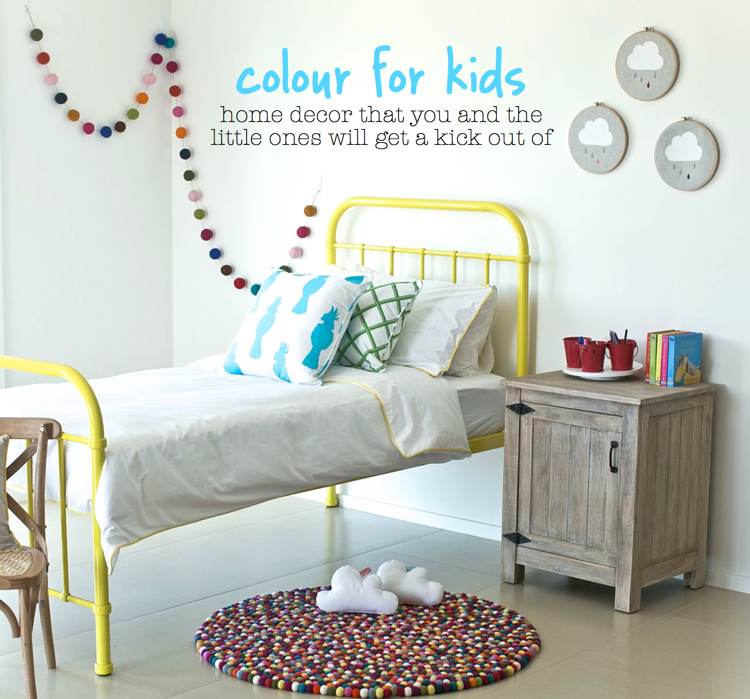 Incy Interiors - Kids Bedroom