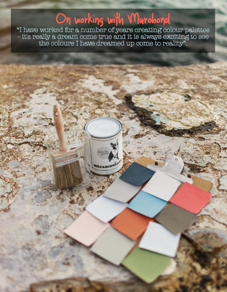 Jason Grant Interview on The Life Creative - Murobond Paints