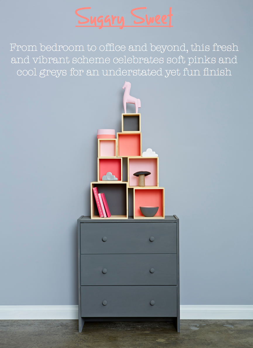 Paint Place colour trends forecast for 2014 - Sugary Sweet