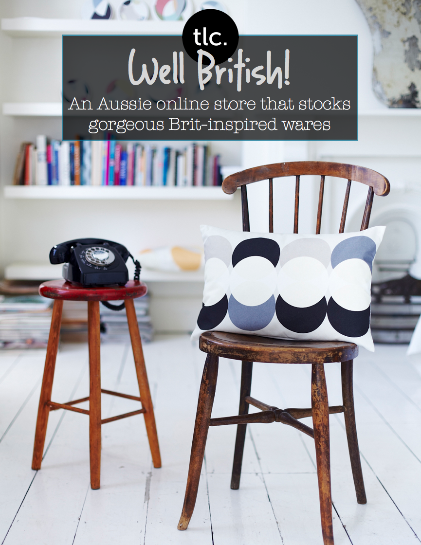 British Homewares - SE10 Gallery - Vintage Phone and Chair