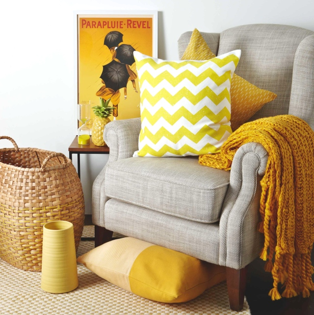 Yellow Decor and Homewares from Freedom