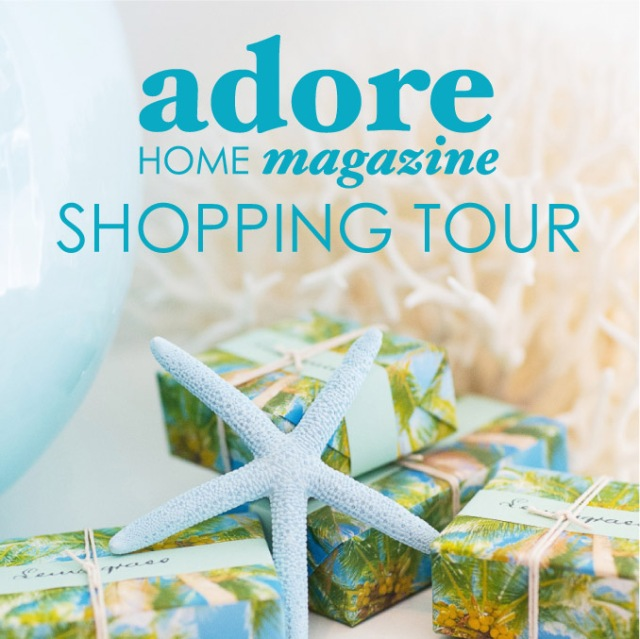 adore shopping tour