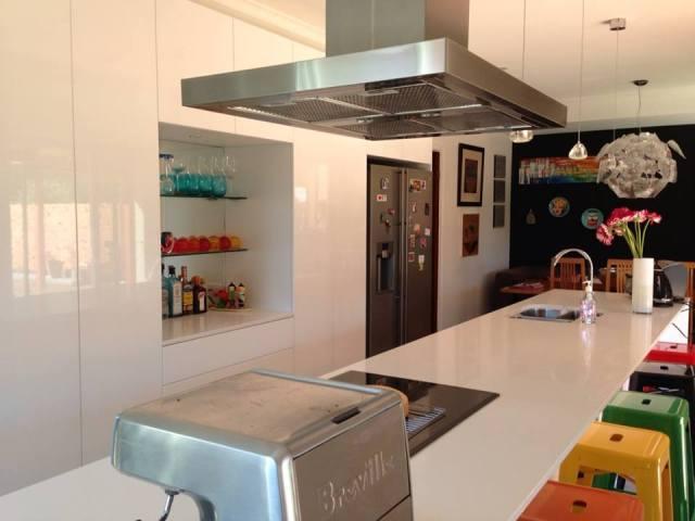 Juliet's Colourful Kitchen Diner
