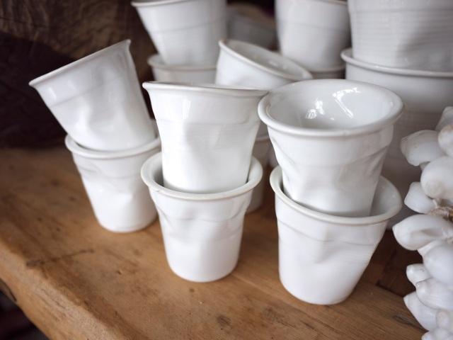 Indigo Love Store Tour - Ceramic Plastic Cup