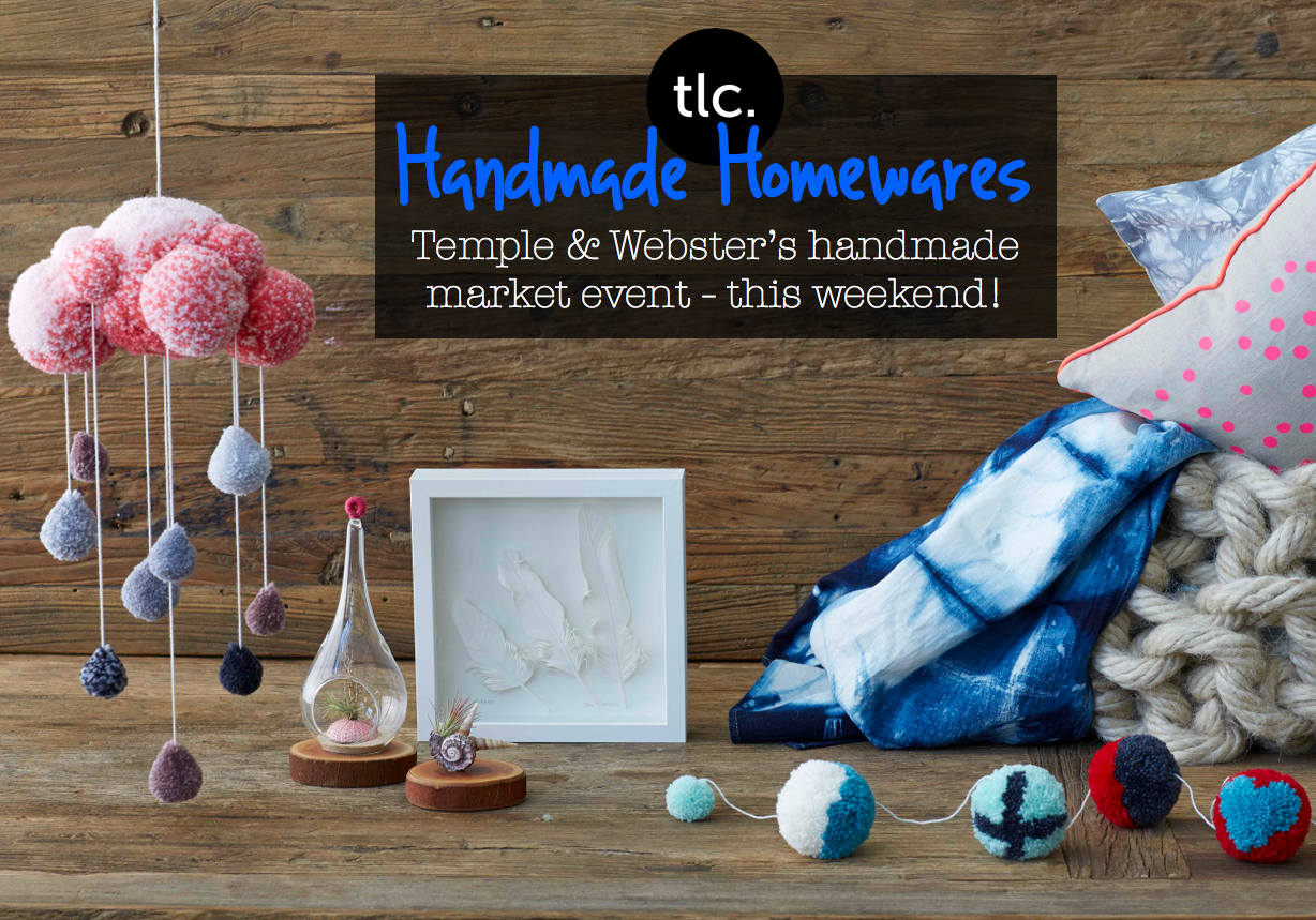 Temple and Websters Handmade Markets
