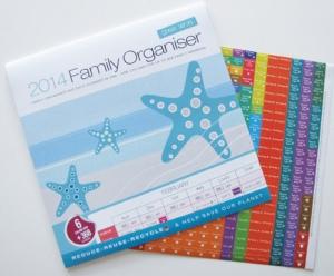 Tomfo Cushions - Tomorrows Family Organiser